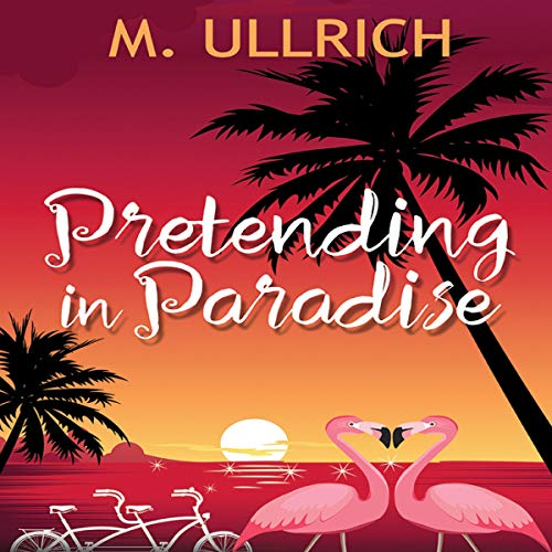 Pretending in Paradise  By  cover art