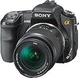 Sony Alpha A200K 10.2MP Digital SLR Camera Kit