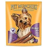 Pet Munchies Chicken Stix, 50 g, Pack of 10