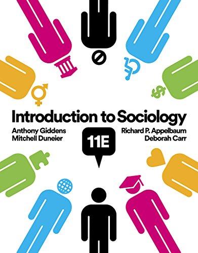 INTRO TO SOCIOLOGY 11/E