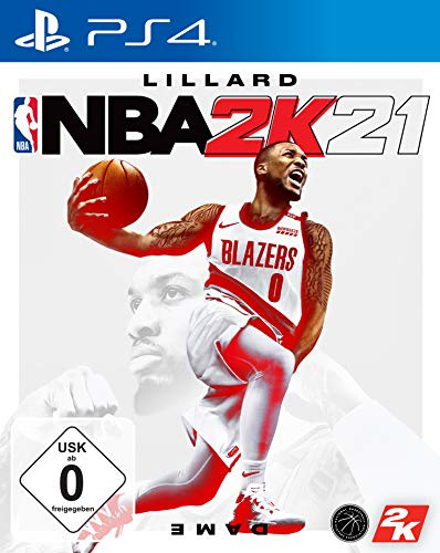 NBA 2K21 Standard Plus Edition (exklusiv bei Amazon.de) - [PlayStation 4]
