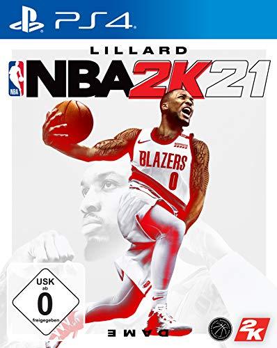 NBA 2K21 Steelbook Edition (exklusiv bei Amazon.de) - [PlayStation 4]