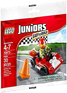 Lego Juniors Easy to Build Polybag 30473 Racer Car by LEGO