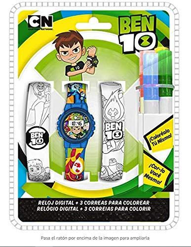 Ben 10 Smart Watch Armbanduhr KD-BT17009