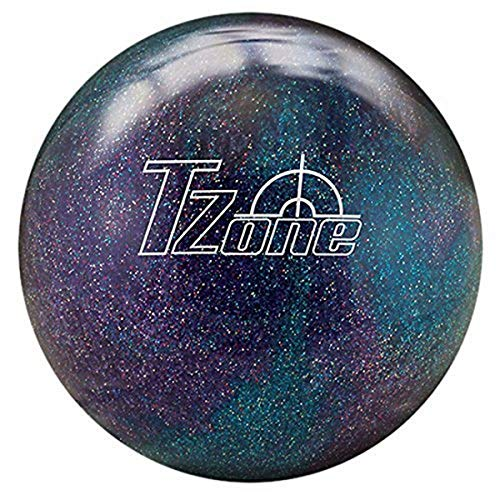 Brunswick Tzone Deep Space Bowling Ball, 9 lb