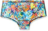Speedo Glow Ball Badehose mit Allover-Print