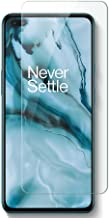 Rexez Tempered Glass Screen Protector For Oneplus Nord With Installation Kit (Pack of 1)