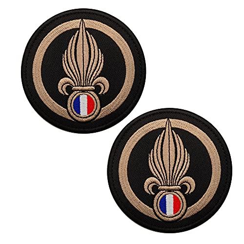 Ohrong Parche de la Legión Extranjera Francesa Legión...
