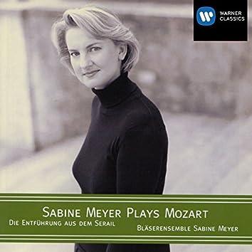 """Mozart/arr. Rosiniack: Die Entführung aus dem Serail - Harmoniemusik [""""Donaueschinger Harmoniemusik 1782, KV deest""""]"""