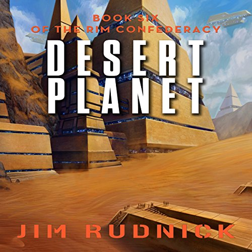 Desert Planet cover art