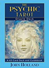 The Psychic Tarot Oracle Deck by John Holland (4-Jan-2010) Cards