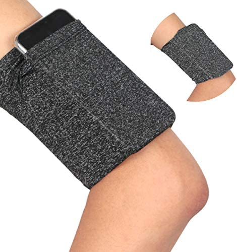 Armband Wristband for Key Cellphone Earphone Armband Sleeve Holder Pouch Case for Walking Biking product image