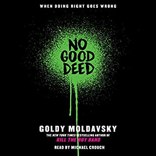 No Good Deed audiobook cover art