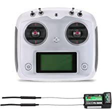 Flysky FS-I6S 10ch 2.4G AFHDS 2A RC Transmitter Control w/ FS-iA6B Receiver For RC Drone Quadcopter