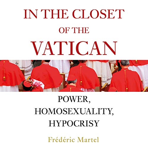 Couverture de In the Closet of the Vatican: Power, Homosexuality, Hypocrisy