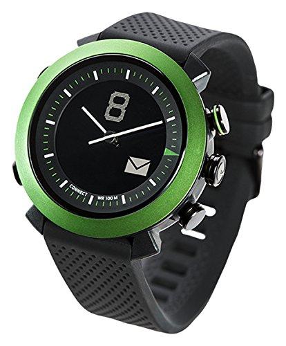 COGITO Original-Orologio Smartwatch Compatibile con Smartphone/Tablet