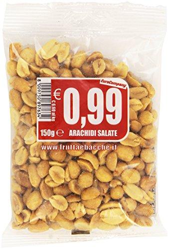 Eurocompany Arachidi Salate - 150 gr