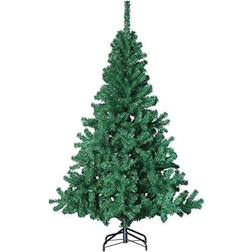 HOGAR Y MAS ÁRBOL DE Navidad Verde GREGORI 150 CM