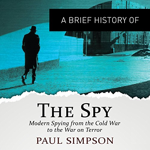 A Brief History of the Spy  cover art