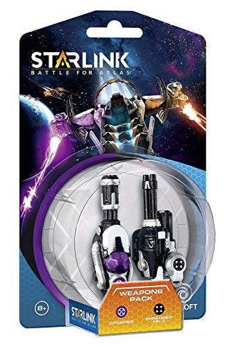 Ubisoft Starlink Weapon Pack, Nessuna Piattaforma Specifica, Crusher + Shredder