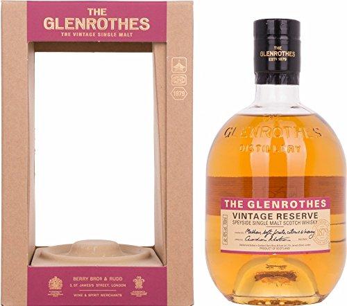The Glenrothes Vintage Reserve Single Malt Whisky (1 x 0.7 l)