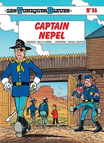 Les Tuniques bleues, tome 35 : Captain Nepel