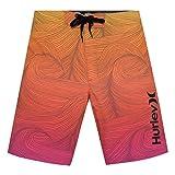 Hurley Big Boys' Phantom Board Shorts, Pink Flash, 20