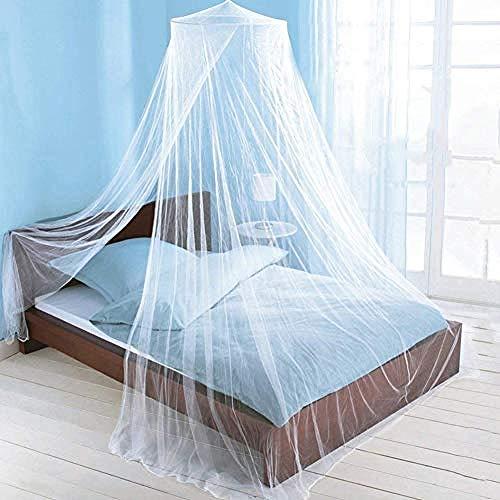 LLSTRIVE Mosquito Tent Gratis Staand, Universele Backpackers Muggennet, Conische & Rechthoekige vorm voor Huis en Reizen - Gemakkelijk te dragen & Setup, Speciale prijs