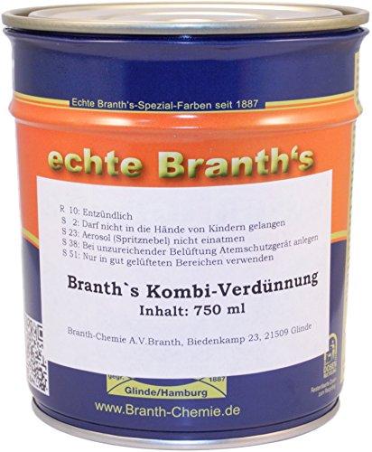 Branths Kombi Verdünnung 750 ml