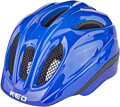 KED Meggy Helm Kinder Blue Kopfumfang S | 46-51cm 2020 Fahrradhelm