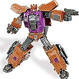 siyushop Transformar El Robot De La Acción De La Acción del Robot, Autobot, El Juguete del Modelo De Robot, Juguete De La Deformación Infantil - Regalo De Robot Niños ( Color : Orange )