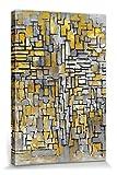 1art1 Piet Mondrian - Tableau No 2, Komposition No VII,