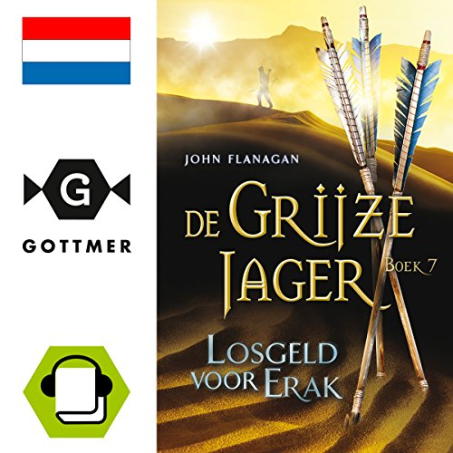 Losgeld voor Erak audiobook cover art