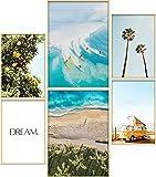 ARTORIA | Premium Poster Set OHNE Rahmen | Stilvolles
