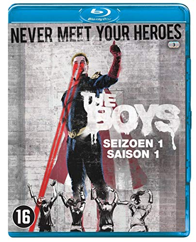 The Boys-Saison 1 [Blu-Ray]