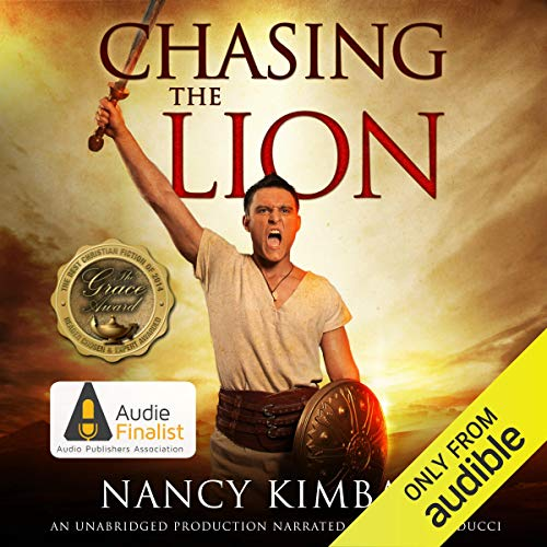 Chasing the Lion  By  cover art