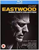 [UK-Import]Clint Eastwood The Directors Collection 5 Disc Box Set Blu-Ray