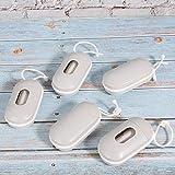 Tamaño pequeño y ligero, bolsas de basura para mascotas, accesorios para cachorros para pasear perros,(gray)
