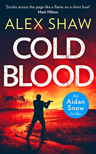 Cold Blood: An explosive, SAS action adventure crime thriller that will keep you gripped (An Aidan Snow SAS Thriller, Book 1) (English Edition)