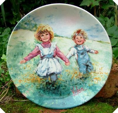 Wedgwood My Memories Playtime Teller Vickers