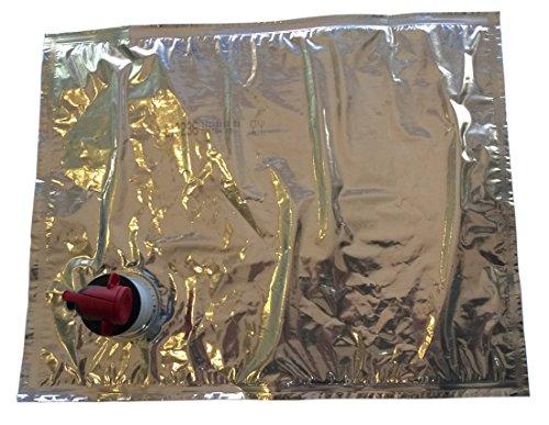 SACCA BAG IN BOX CON RUBINETTO LT 5 PZ 15