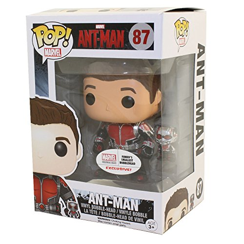 Funko - Figurine Marvel - Ant-Man Exclu Marvel Collector