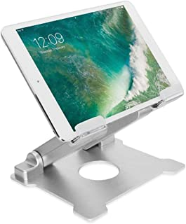 SMAPRO iPad Stand , Tablet Holder for iPad Pro 12.9 / 11 / 10 / 9.7 inches / Air / Mini, Adjustable Tablet Stand Holder fo...