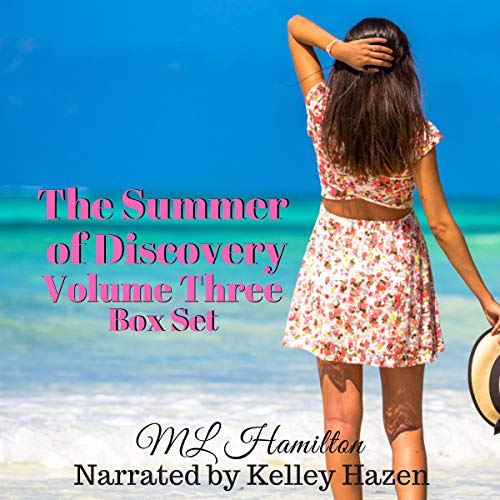 The Summer of Discovery Box Set: Volume Three cover art