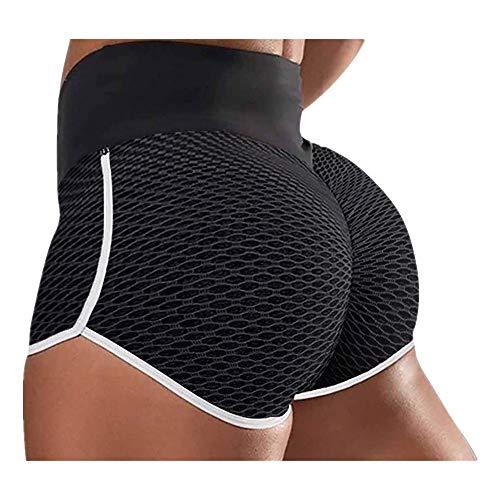 ayaso Leggings cortos de deporte, pantalones cortos para correr, gimnasio, pantalones de deporte, leggings, ropa de deporte, pantalones de deporte para mujer, pantalones de deporte ajustados