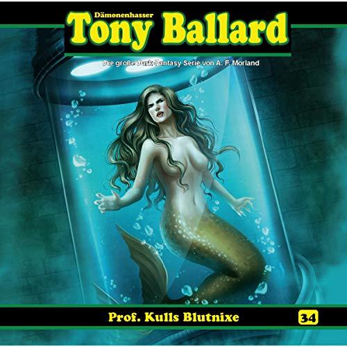 Prof. Kulls Blutnixe cover art