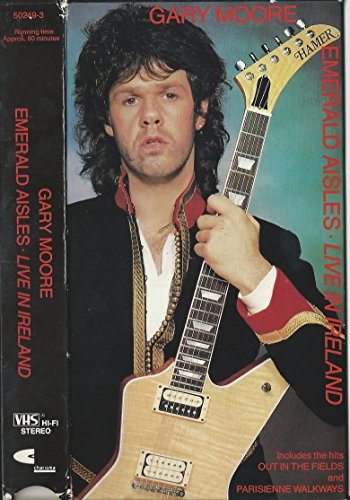Emerald Aisles: Gary Moore Live In Ireland [VHS]