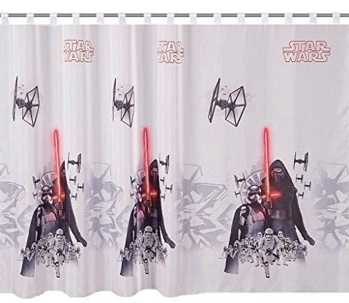 Rideaux Star Wars pour chambre d'enfant - 225 x 160 cm