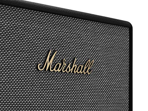 Marshall Stanmore II - Alta Voz Bluetooth, Color Negro, EU