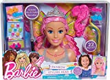 JP Barbie 62625 Barbie Dreamtopia Rainbow Styling Kop, Multi -